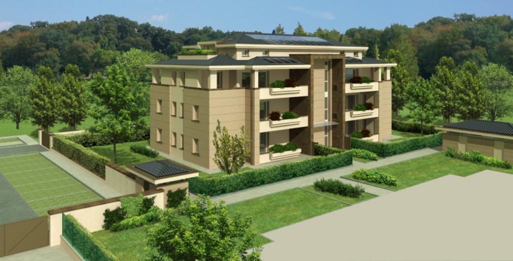Residenze Cavagnari: Fabbricato A
